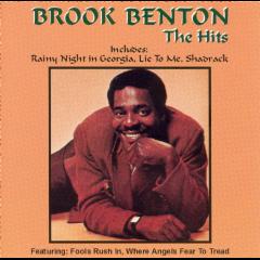 Brook Benton - The Hits (CD)