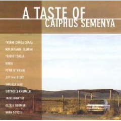 Taste Of Caiphus Semenya - Various Artists (CD)