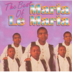 Maria Le Maria - Best Of Maria Le Maria (CD)