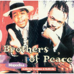 Brothers Of Peace - Maphodisa (CD)