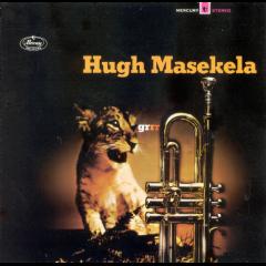 Hugh Masekela - Grrr - Limited Edition (CD)