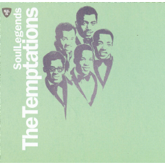 Temptations - Soul Legends (CD)