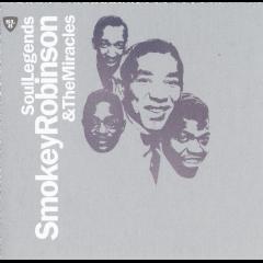 Smokey Robinson/miracles - Soul Legends (CD)