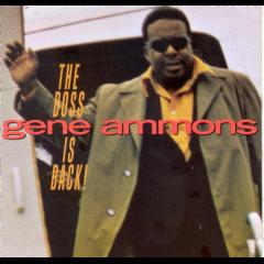 Gene Amons - Boss Is Back (CD)