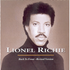 Lionel Richie - Back To Front (revised Version) (CD)
