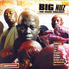 Big Nuz - 2nd Round Knockout (CD)