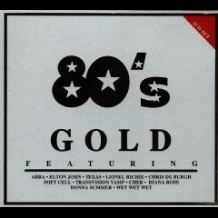 80's Gold - 80's Gold (CD)