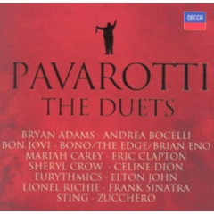 Luciano Pavarotti - The Duets (CD)
