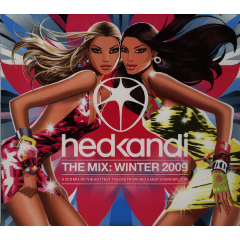 Hed Kandi - Winter Mix 2009 (CD)