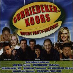 Curriebeker Koors - Curriebeker-Koors Rugby Party-Treffers (CD)