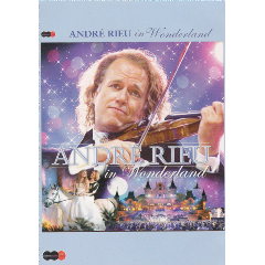 Andre Rieu - In Wunderland (CD + DVD)
