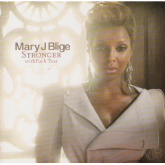 Blige, Mary J. - Stronger With Each Tear (CD)