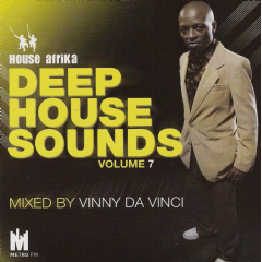 House Afrika - Deep House Sounds - Mixed By Vinny Da Vinci - Various Artists (CD)
