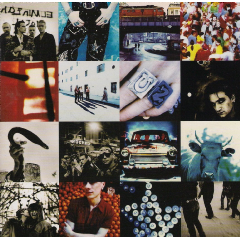 U2 - Achtung Baby - 20th Anniversary Edition (CD)