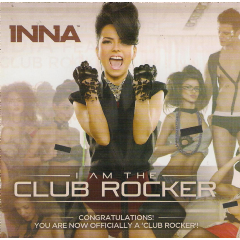 Inna - I Am Club The Rocker (CD)