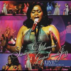Swazi Dlamini - Gospel Meets Jazz (CD)