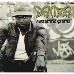 Sanza - Awzamnokzama (CD)