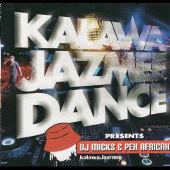 Dj Miks & Pex Africah - Kalawa Jazmee Dance (CD)