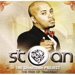 "Stoan - The GrindStoan Project - The Rise Of ""BaaDMan"" (CD)"
