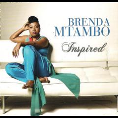Mtambo, Brenda - Inspired (CD)