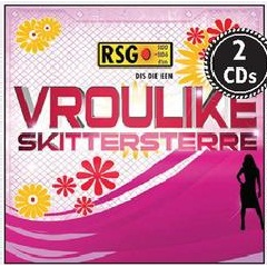 Vroulike Skittersterre - Various Artists (CD)