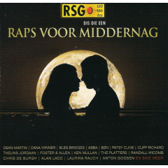 Raps Voor Middernag - RSG - Various Artists (CD)