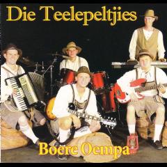 Die Teelepeltjies - Boere Oempa (CD)