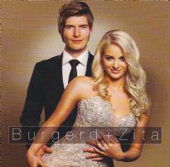 Burgerd & Zita - Burgerd & Zita (CD)