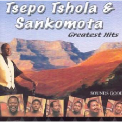 Tsepo Tshola / Sankomota - Greatest Hits (CD)