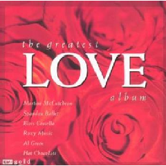 The Greatest Love Album - Various Artists (CD)