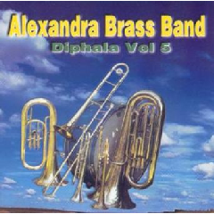 Alexandra Brass Band - Diphala - Vol.5 (CD)