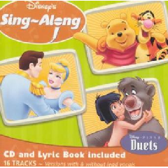 Children - Sing-a-Long Duets (CD)