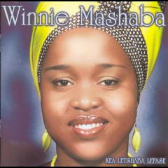 Mashaba Winnie - Kea Letshaba Lefase (CD)