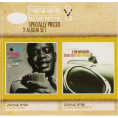 Byrd Donald - Royal Flush / A New Perspective (CD)