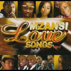 Mzansi Love Songs - Vol.2 - Various Artists (CD)