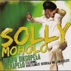 Moholo Solly - Difofu Dikgopela Merapelo (CD)