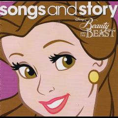 Children - Songs & Story - Beauty & The Beast (CD)
