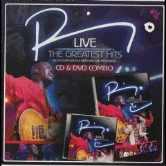 Ringo - Live Greatest Hits (CD + DVD)