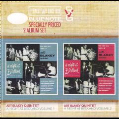 Art Blakey Qunitet - A Night At Birdland - Vols.1 & 2 (CD)