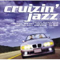 Cruizin' Jazz - Various Artists (CD)