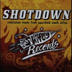 Shot Down - Various Artists (CD)