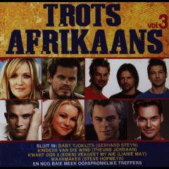 Trots Afrikaans - Vol.3 - Various Artists (CD)