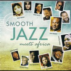 Smooth Jazz Meets Africa - Various Artists (CD)