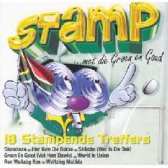 Stamp Met Die Groen En Goud - Various Artists (CD)
