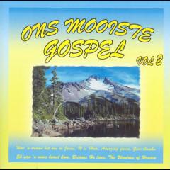 Ons Mooiste Gospel - Vol.2 - Various Artists (CD)