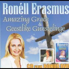 Erasmus, Ronell - Amazing Grace / My Gestliek Gunstelinge (CD + DVD)
