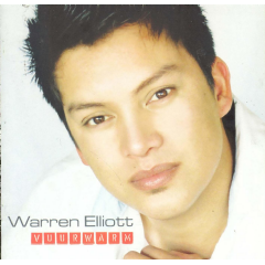Elliott, Warren - Vuurwarm (CD)