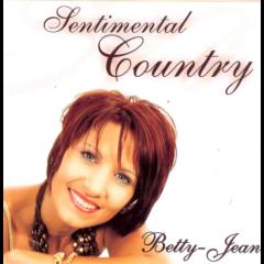 Betty- Jean - Sentimental Country (CD)