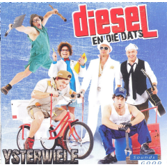 Diesel En Die Dats - Ysterwiele (CD)