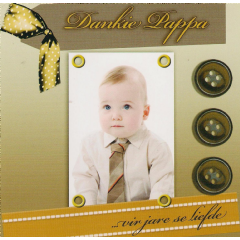 Dankie Pappa - Various Artists (CD)